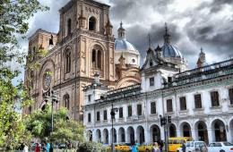 Cuenca, Ecuador- Quaint and Posh 'Mountain Top' City