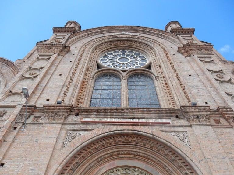 New Cathedral Cuenca Ecuador