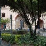 New Cathedral Park Cuenca Ecuador