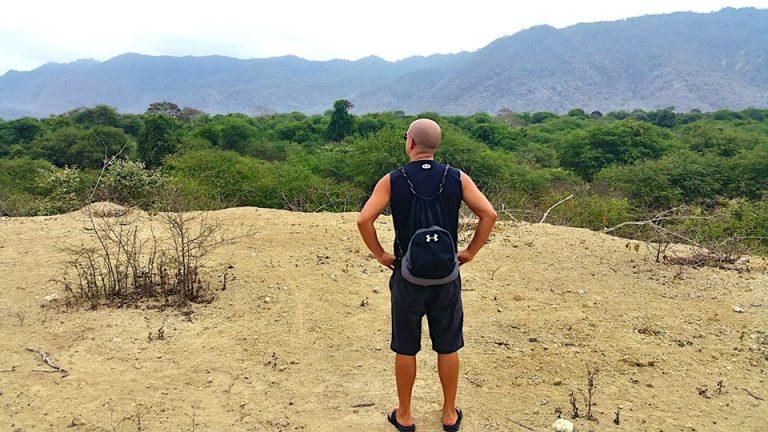 Agua Blanca Ecuador Tour Trevor Kucheran