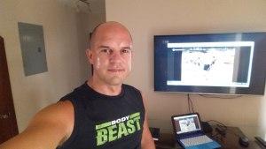 Trevor Kucheran Body Beast on BOD