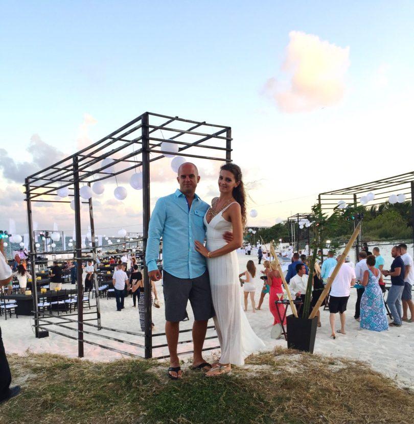 Elite Party Cancun Kashlee & Trevor