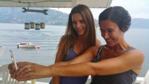 Kashlee and Stacy Kucheran