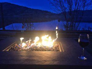 Outdoor Fireplace Kelowna