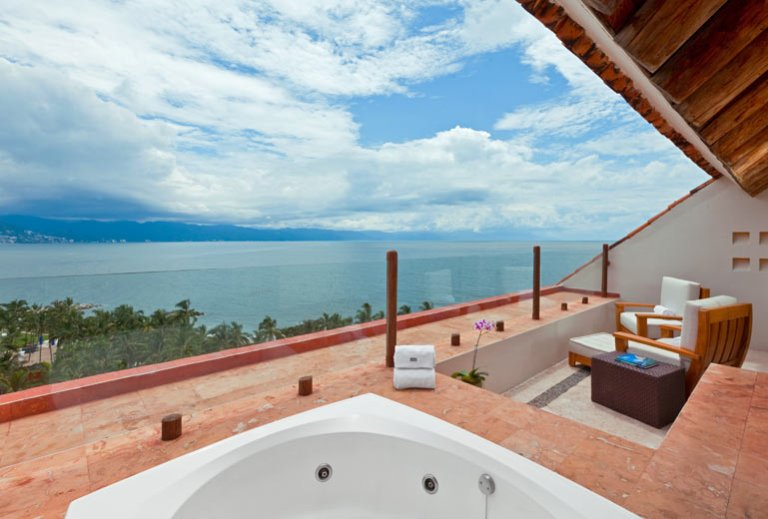 Westin Junior Suite Puerto Vallarta