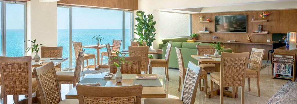 Sheraton Puerto Vallarta Club Lounge