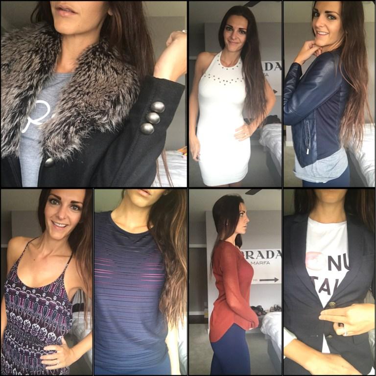materialist to minimalist - Kashlee Kucheran Selling old clothes