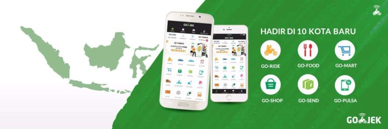 Go-Jek in Bali expands to vietnam, thailand and singapore