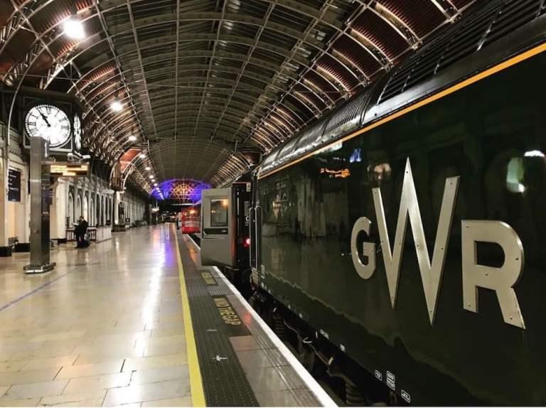 GWR Paddington Station in London
