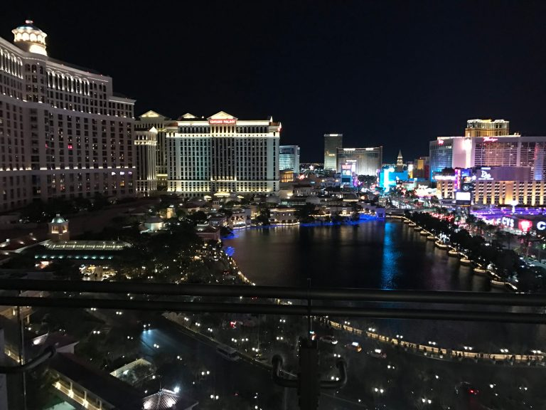 Best View from room fountain las vegas the Cosmopolitan
