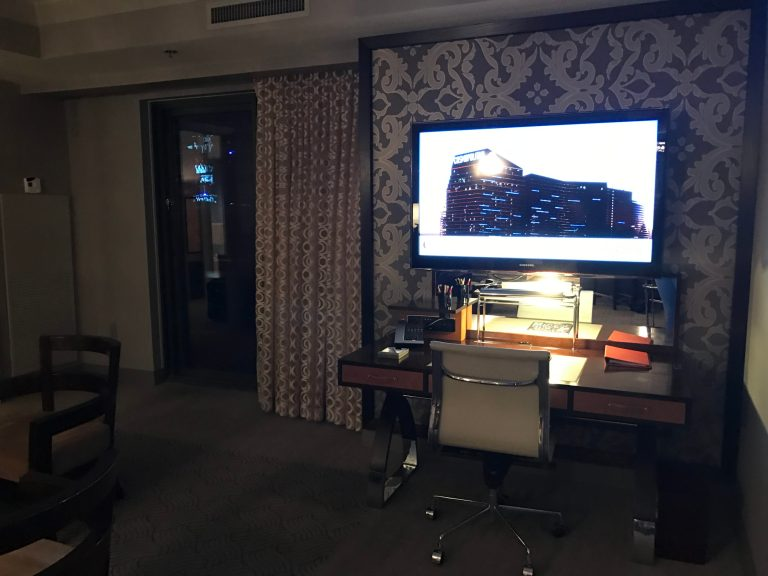 The Cosmopolitan Vegas Living Room
