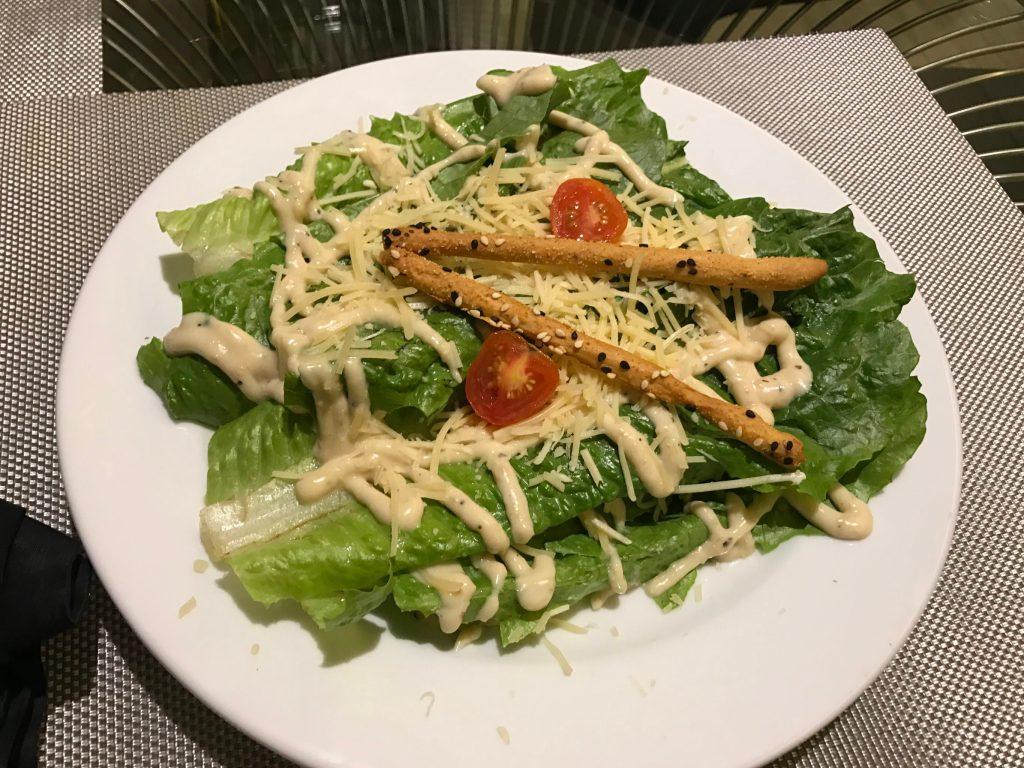grand fiesta food cesar salad
