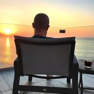 Trevor Kucheran Sunset Puerto Vallarta