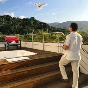 phantom drone hotel tour