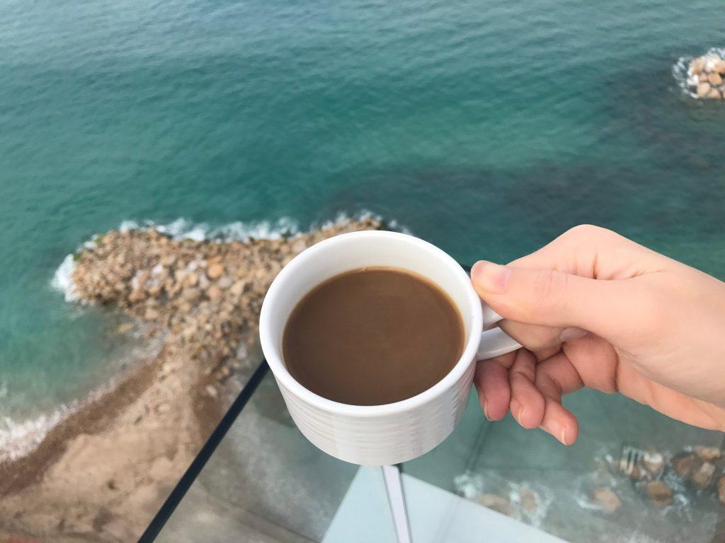 Coffee grand fiesta americana