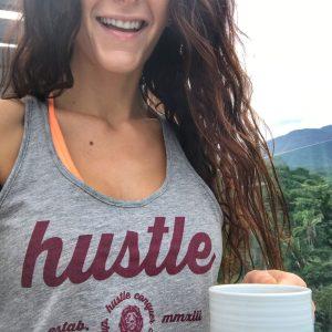 Love Fitness Apparel hustle tank kashlee
