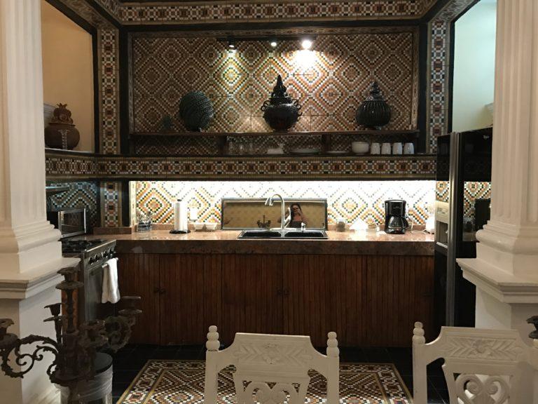 Cortez kitchen Rivera Del rio