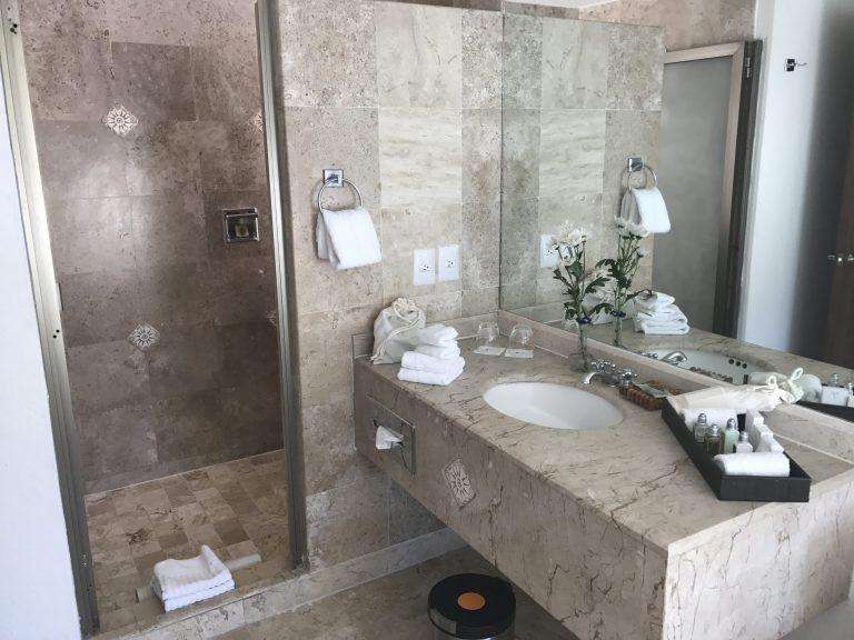 Bathroom Master Suite Villa Premiere