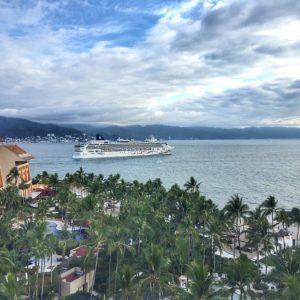 Cruise Ships Puerto Vallarta Westin