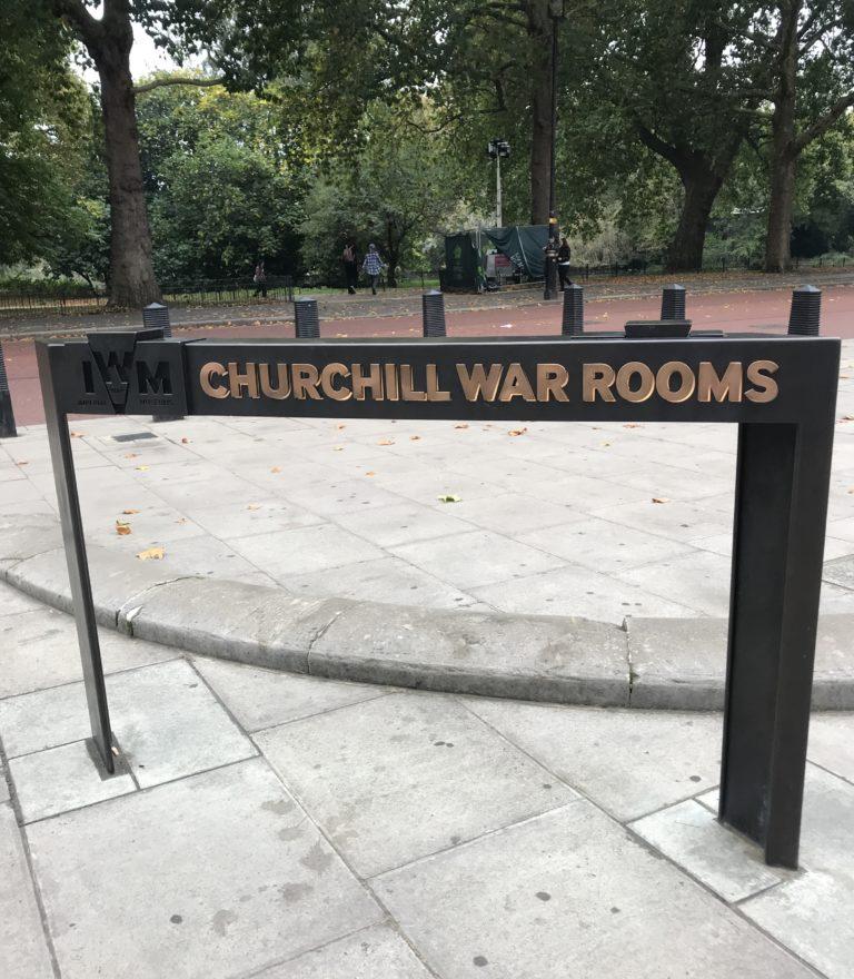 Churchill War Rooms London Travel Guide