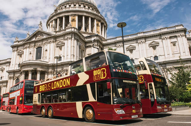 Big Bus London Tour Travel Guide