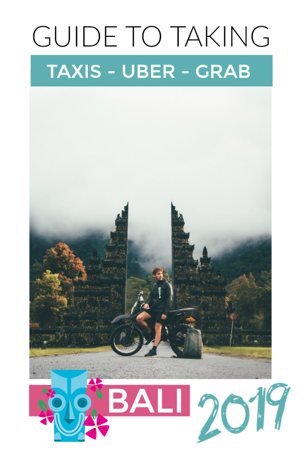 Bali Transportation Guide for 2018 - Taxis, Private Drivers, Ride Sharing Apps and more!