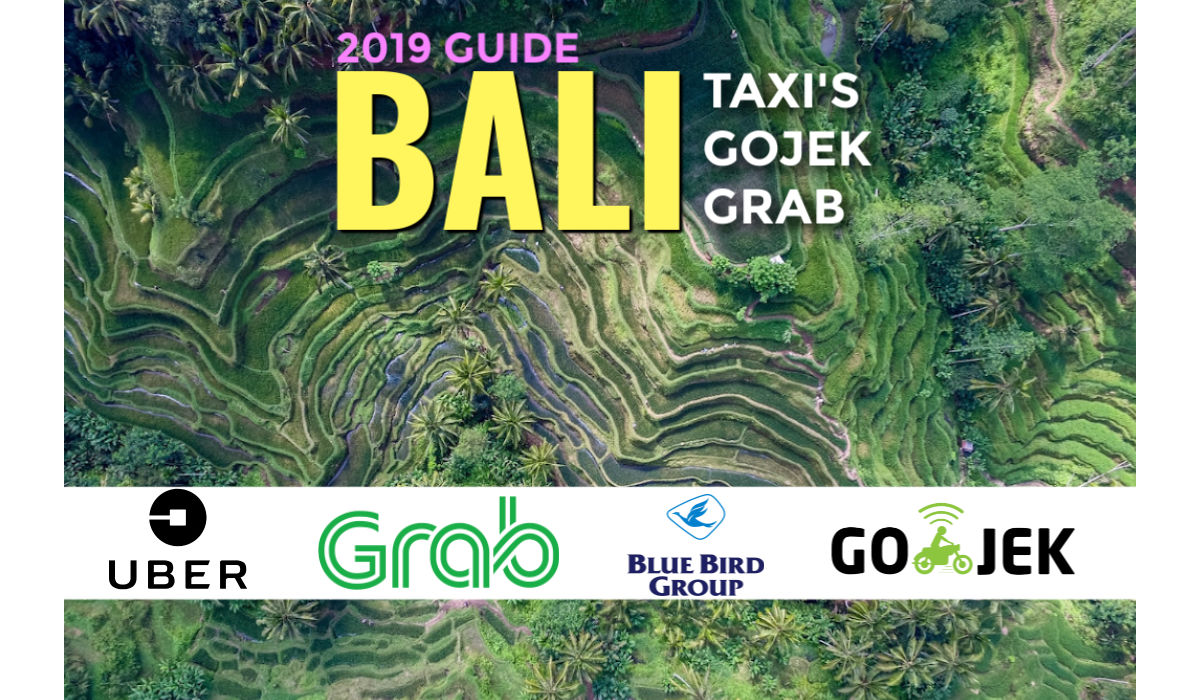 Should You Take a Taxi, Uber or Grab in Bali