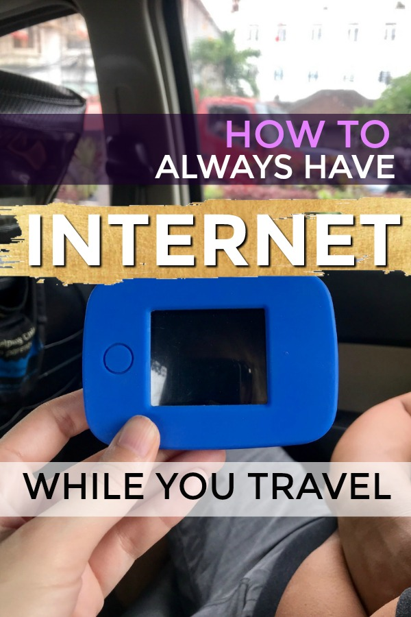 Tep Wireless Review- How to always have internet while traveling