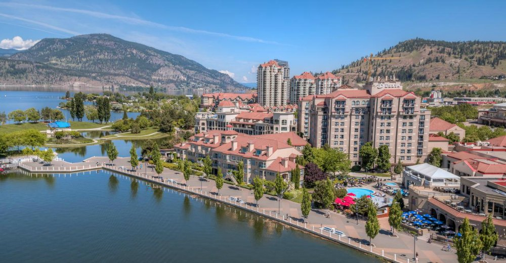 Top Kelowna Lakefront Hotels Delta Grand Okanagan