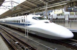 Can You Take Luggage on The Shinkansen Bullet Train?