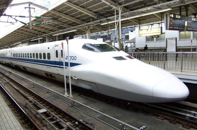 Can You Take Luggage on The Shinkansen Bullet Train?