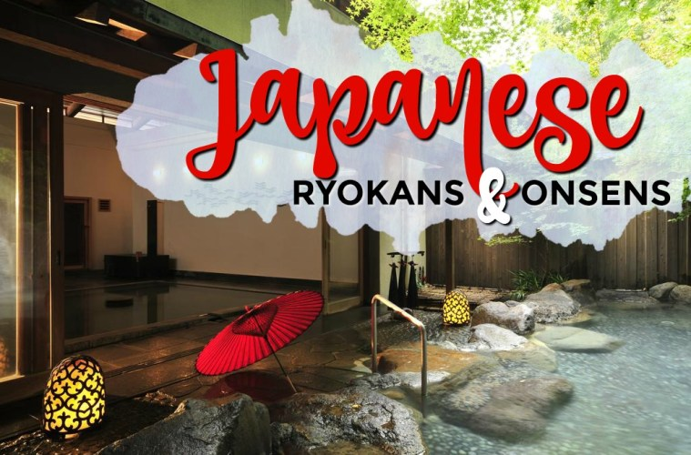 Japanese Ryokans and Onsens - Etiquette and Tips