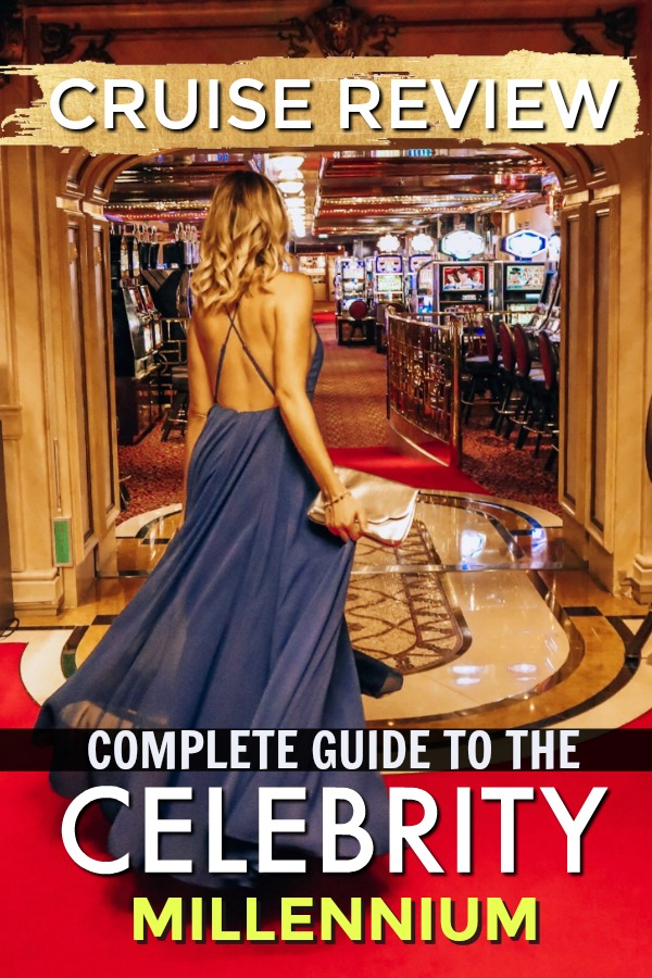 Celebrity cruise guide and review