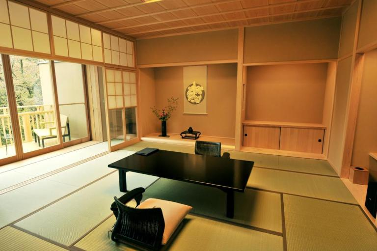 what is a japanese ryokan