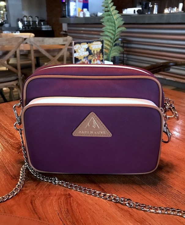 RFID Travel Purse - Arden Cove - keep cards safe while traveling