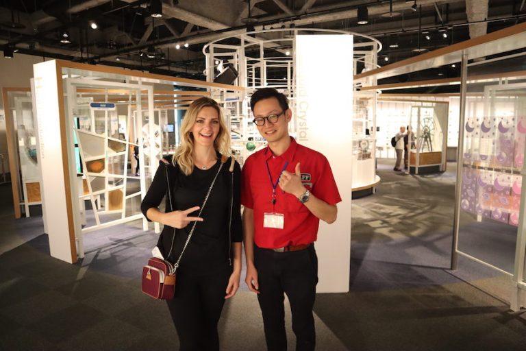 Nagoya Science Museum tour