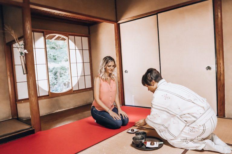 Matcha Tea Ceremony in Nagoya