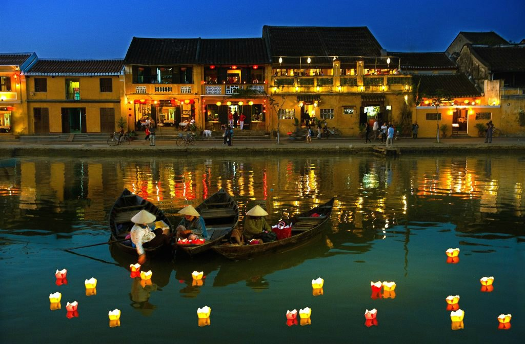 Hoi An - Live like a millionaire on 500 a week