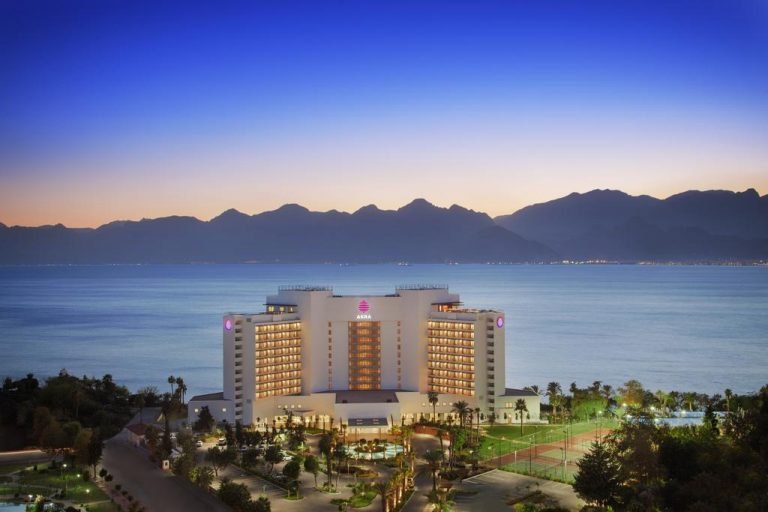 Akra hotel - cheapest destinations 2019