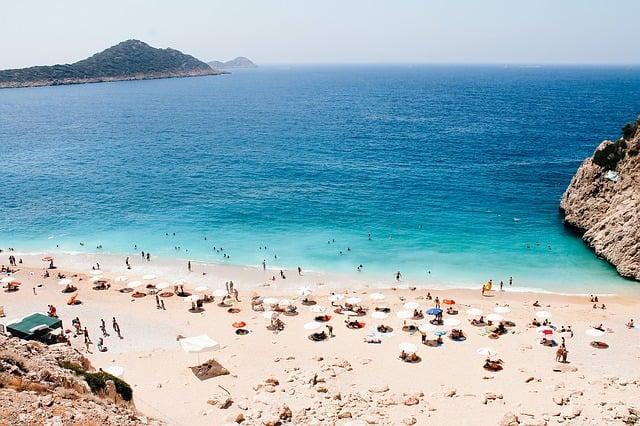 antalya beach turkey - cheap destinations 2019