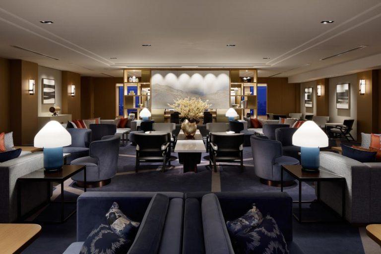 Keio Lounge Access rooms