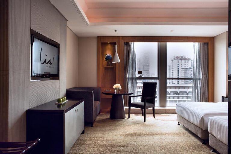 Lia Chengdu rooms