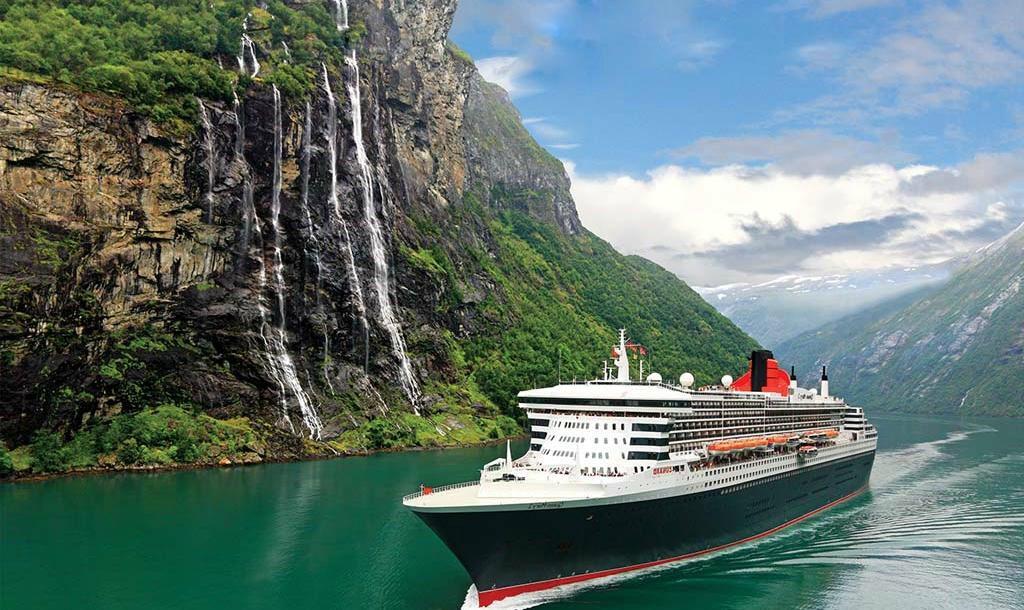 Cunard Free In-Room Dining