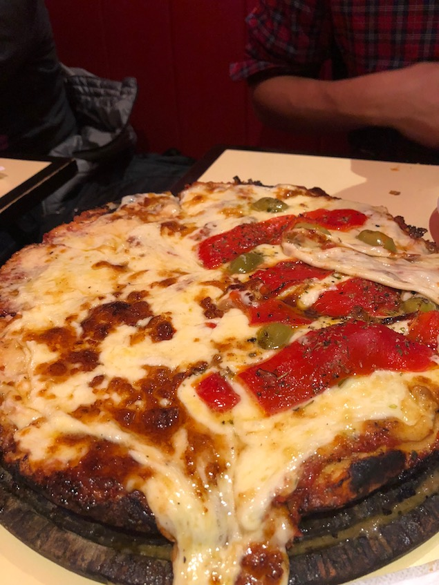 pizza guerrin buenos aires - things to do in argentina
