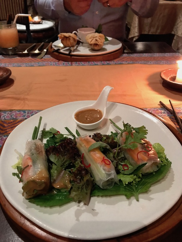 appetizer at saigon san tugu malang