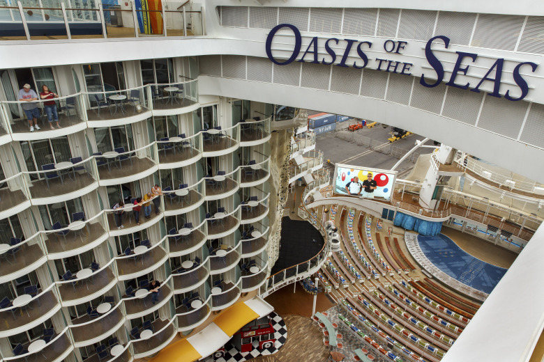 Oasis of the Seas NoroVirus