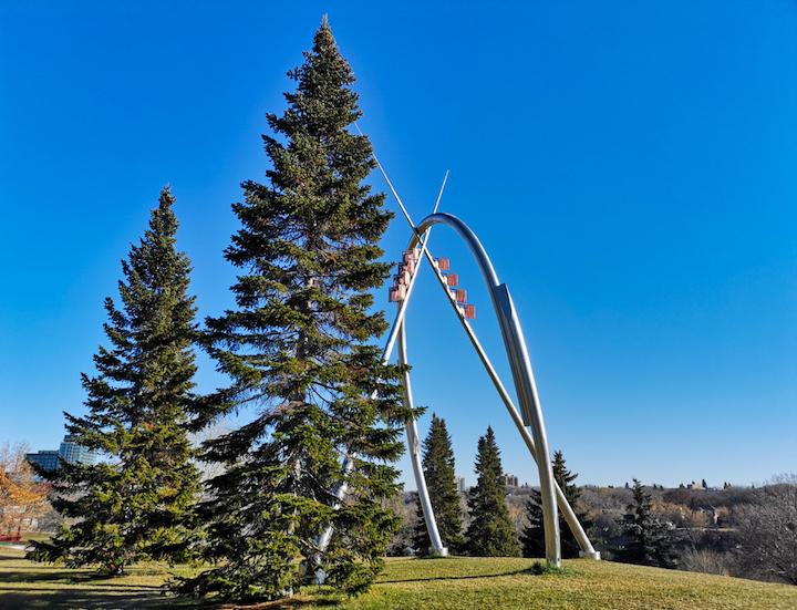 a park in saskatoon
