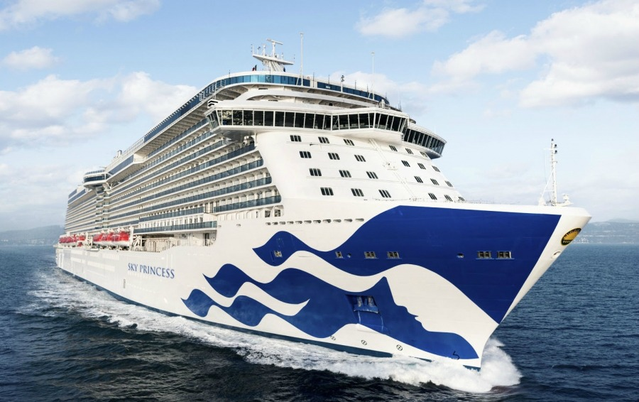 Princess Cruises Reopening Targeted For September