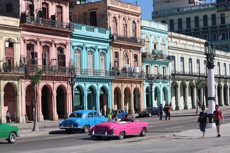 havana cuba great for canadian travel