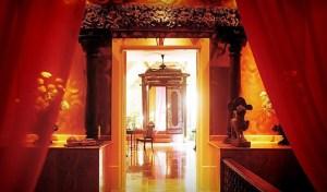 Apsara suite in tugu malang hotel
